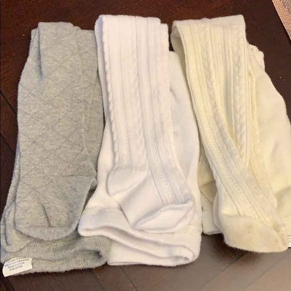 Other - 3 pairs tights